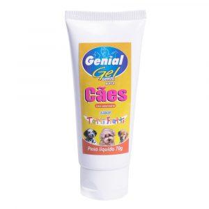 Creme Dental Genial Pet Sabor Tutti-Frutti 70g