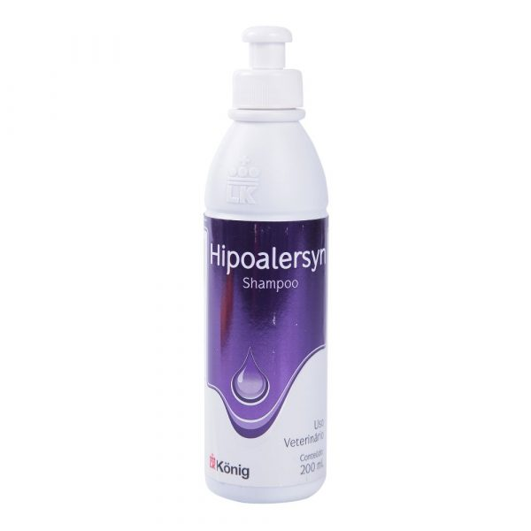 Shampoo Hipoalersyn 200mL