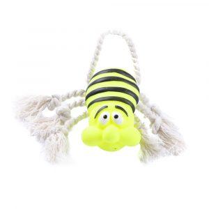 Brinquedo Abelha com Corda 0136