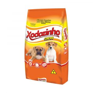 Ração para Cães Filhotes Sabor Carne Xodozinho 10,1 Kg