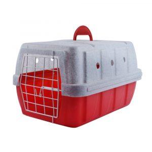 Caixa de Transporte Nº01 Vermelha Rotoplas