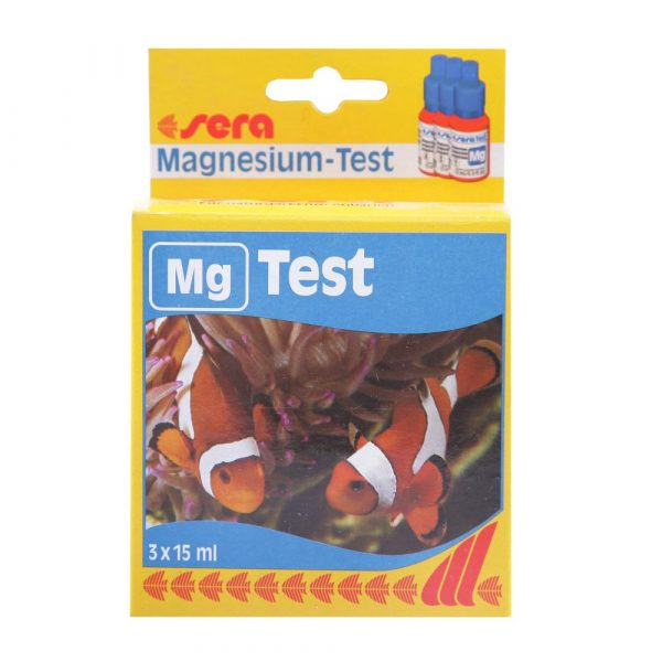 Sera Magnesium Test 3x15ml