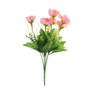 Bouquet Artificial Rosas FL10441 Rosa