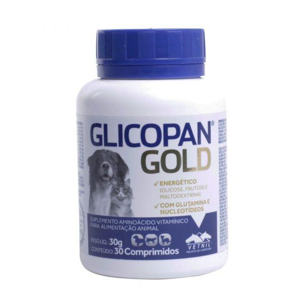 Glicopan Gold Comprimidos 30g