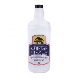 Repelente Winner Horse Karflae Citronela Refil 1L