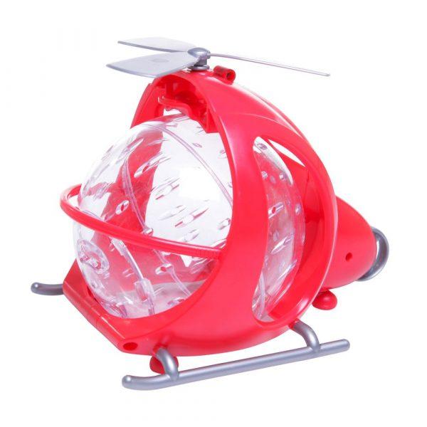 Brinquedo para Hamster Helicóptero Vermelho 48143