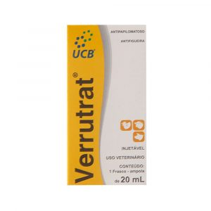 Verrutrat Injetável UCB 20mL