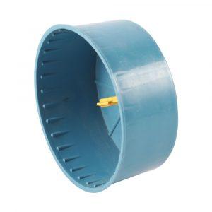 Brinquedo Rodinha para Hamster Verde Jel Plast 605V