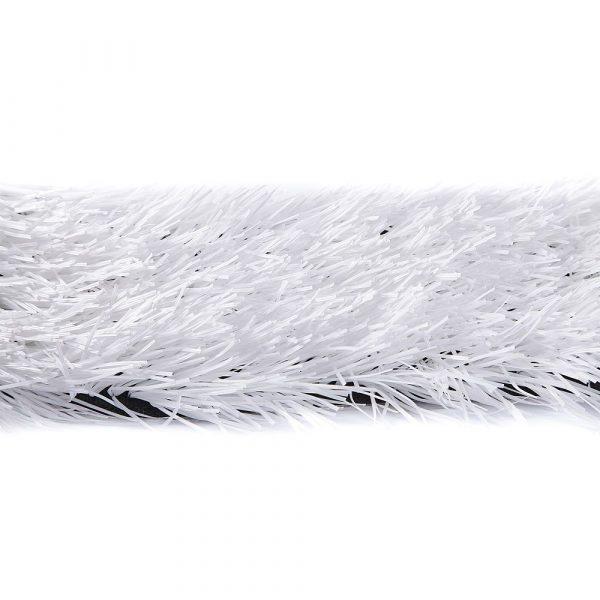 Grama Sintética Branca PE12000 10cm