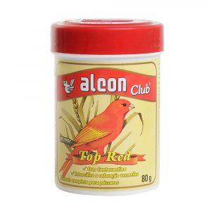 Ração Alcon Club Top Red para Pássaros 80g