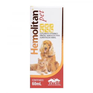 Hemolitan Pet 60ml