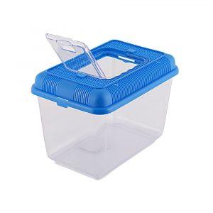 Aquário Plástico SPF-8802 Azul