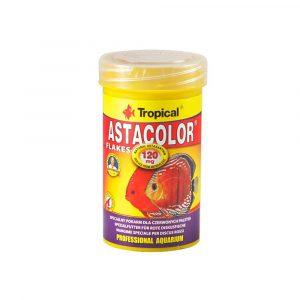 Ração Tropical Astacolor Flakes 20g
