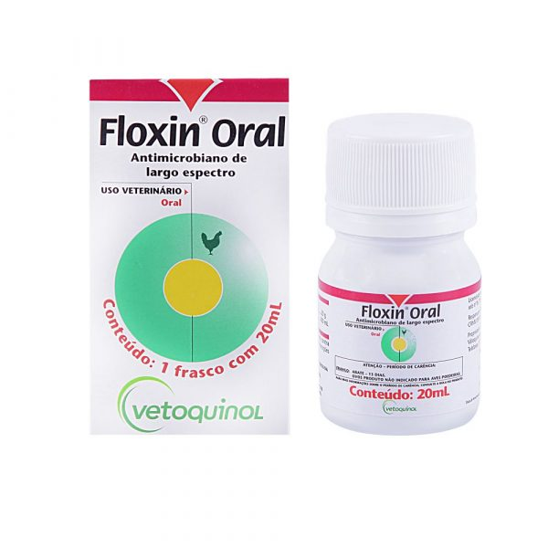 Floxin Oral 20mL