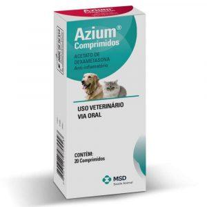 Azium 20 Comprimidos MSD