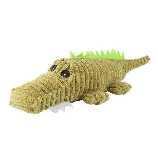 Brinquedo de Pelúcia Aquatic Jacaré Jambo Pet