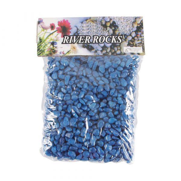 Cascalho Decorativo Azul GF30682