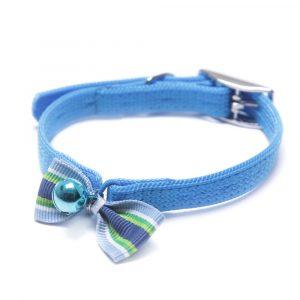 Coleira Coastal Pet Sassy Guizo Azul 10 SBB10
