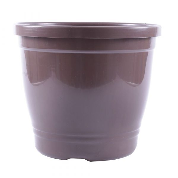 Vaso Plástico Nutriplan Primavera Cor Tabaco N06