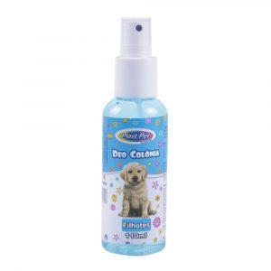 Deo Colônia Filhotes 110mL Plast Pet Care