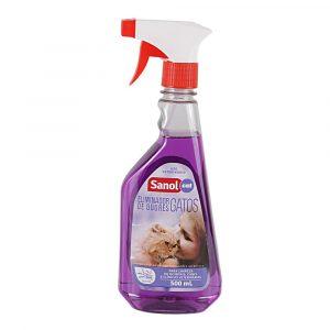 Eliminador de Odores Sanol Cat 500mL Pronto uso