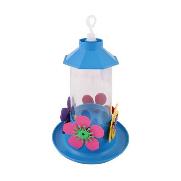Bebedouro Beija-Flor Luxo Azul Jel Plast 10A