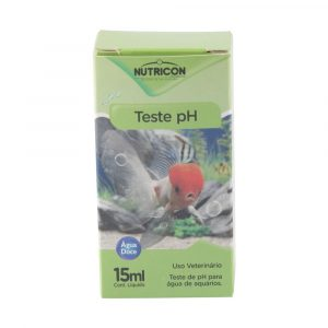 Teste de pH Nutricon 15mL