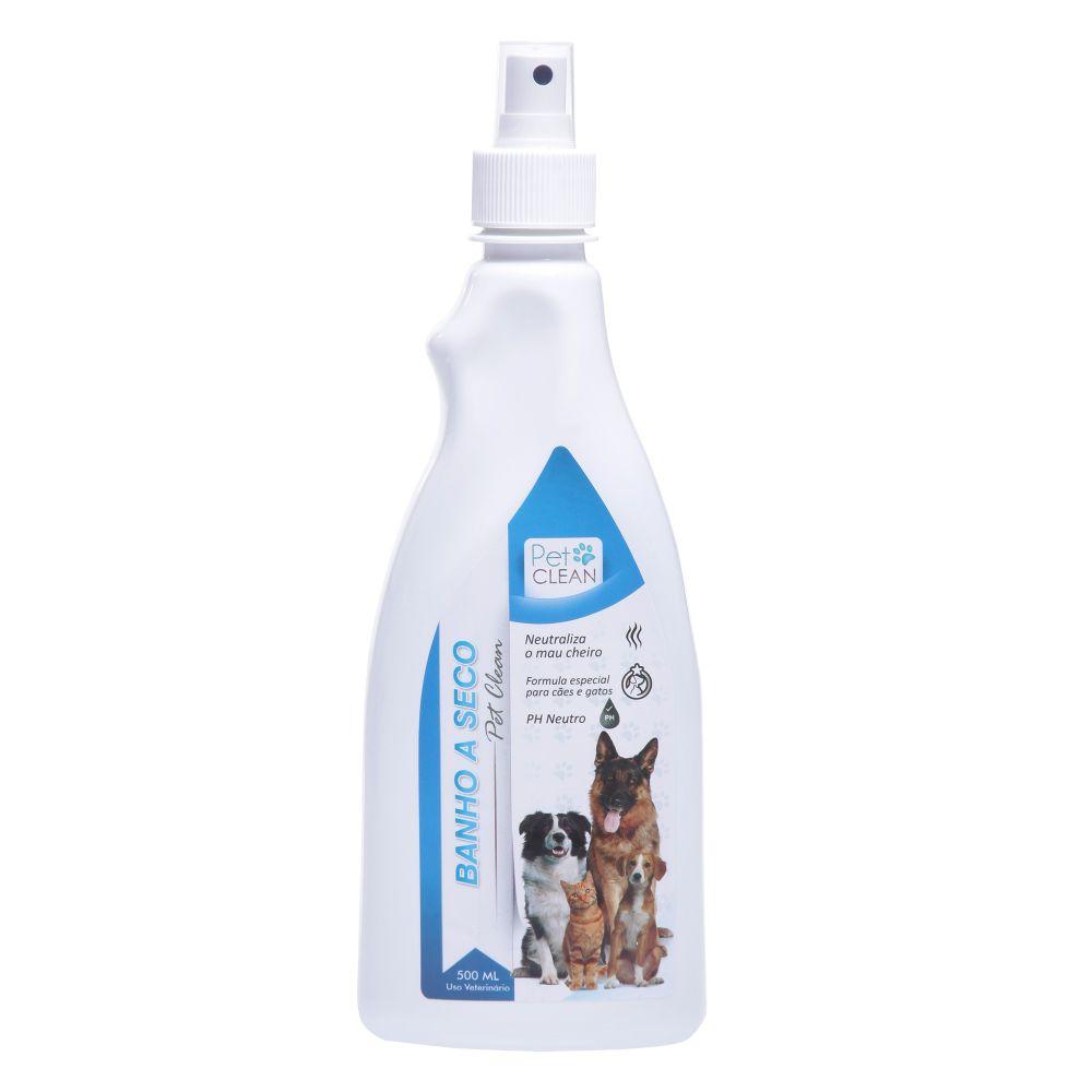 e717d3e8d Banho a Seco Pet Clean Líquido 500ml — Terra Zoo