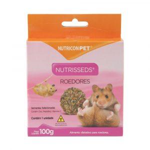 Ração Nutricon para Roedores Nutrisseds 100g