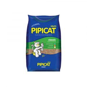 Areia Sanitária Pipicat Classic 12Kg Kelco
