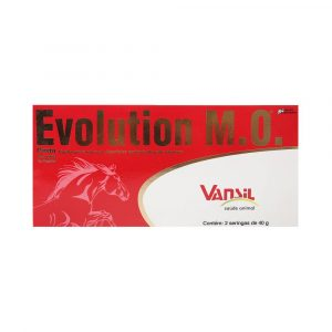 Evolution M.O Com 2 Seringas de 40g