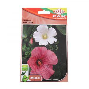Sementes Isla Flores Lavatera Sortida 300mg