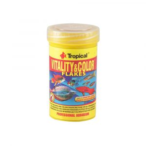 Ração Tropical Vitality & Color Flakes 20g