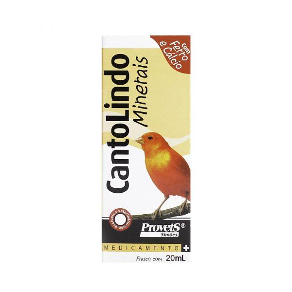 Cantolindo Minerais 20 ml