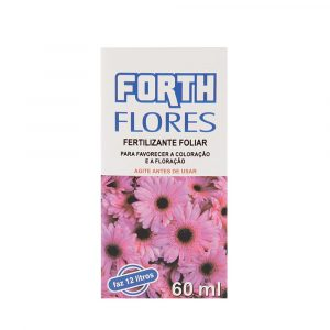 Fertilizante Forth Flores Concentrado 60mL