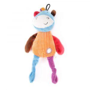 Brinquedo de Pelúcia Amigo Hippo Jambo Pet