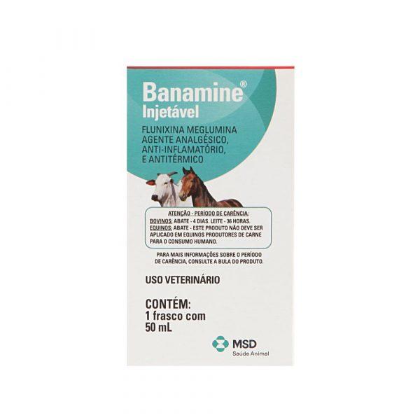 Banamine Injetável 50mL