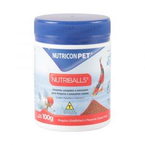 Ração Nutricon para Peixe Nutriballs 100g