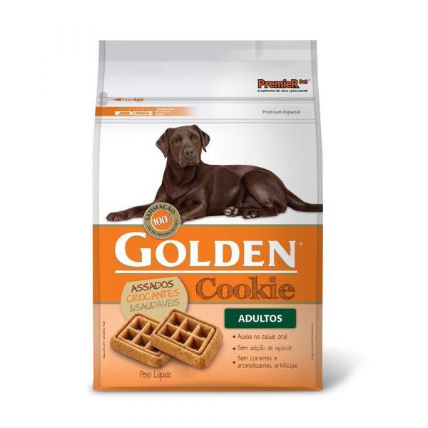 Petisco Golden Cookie para Cães Adultos 250g