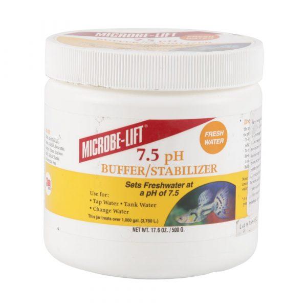 7.5 pH Buffer / Stabilizer Microbe-Lift 500g