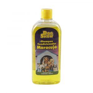Shampoo Condicionador Dog Show Maracujá 500mL