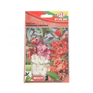 Semente Flores Balsamina Dobrada 1g