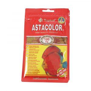 Ração Tropical Astacolor Flakes Sachê 12g