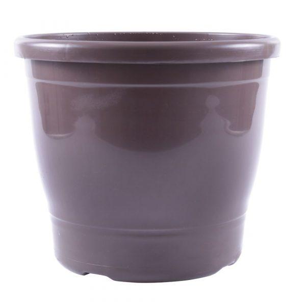 Vaso Plástico Nutriplan Primavera Cor Tabaco N05