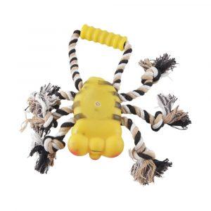 Brinquedo Abelha com Corda e Puxador