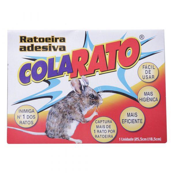 Ratoeira Adesiva Cola Rato