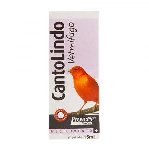 CantoLindo Vermífugo 15mL