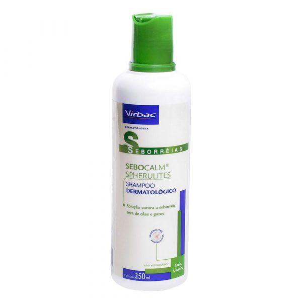 Shampoo Sebocalm Virbac 250ml