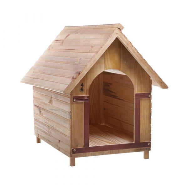 Casinha para Cães Pinus Nº04