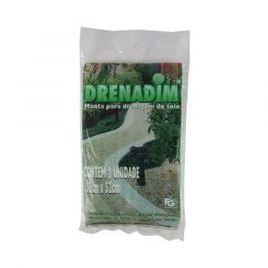 Manta de Drenagem Drenadim 52x52cm